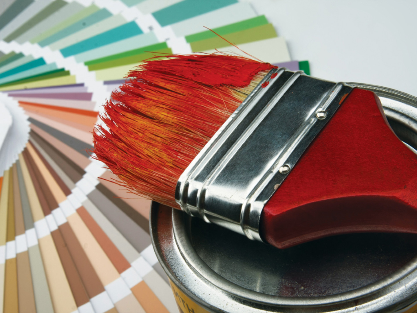 Match your new paint to your interior design